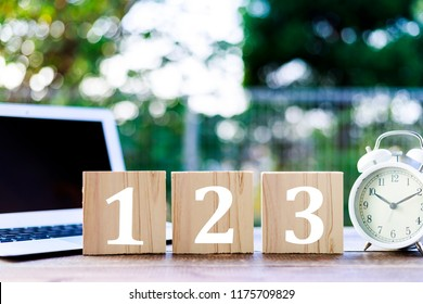 Number and 123