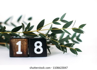 number 18 ( eighteen )