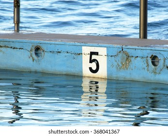 Number 5, Swimming pool near the ocean, Sydney Australia