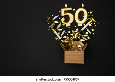 50th birthday Images, Stock Photos & Vectors | Shutterstock