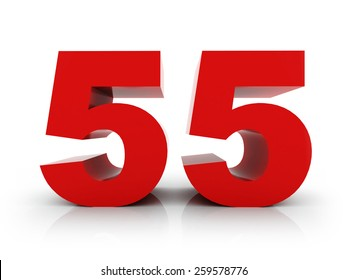 number 55