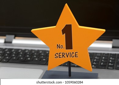 Number One Service on Star wrriten customer service