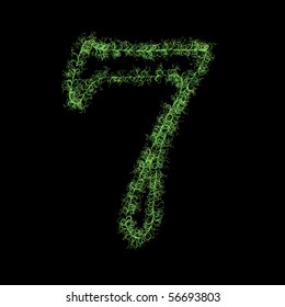 Number seven from plants