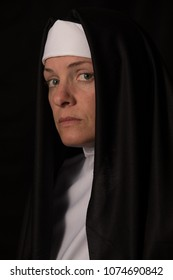 nun is disapointed
