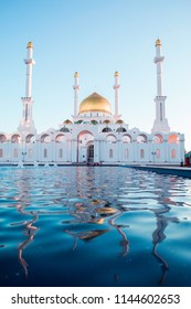 """Nur Astana"" (shine/light) Mosque in Astana, Kazakhstan"