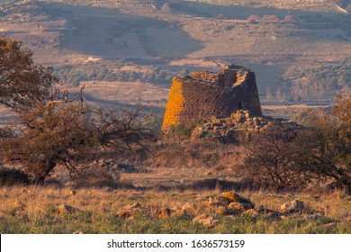 The Nuraghe is the ancient megalithic edifice found in Sardinia