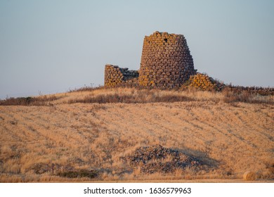 The Nuraghe is the main type of ancient megalithic edifice found in Sardinia