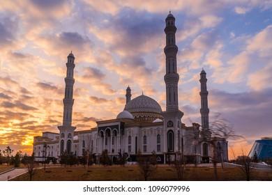 Nur-Astana Mosque ,Kazakhstan