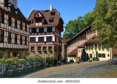 Nuremberg. The area near  Albrecht Durer house.