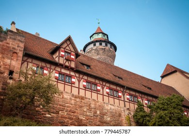 Nuremberg is the second-largest city in Bavaria