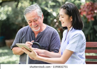 Image result for old and young asian person""