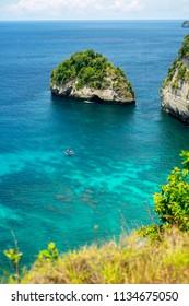 Nusa Penida. Atuh Beach.