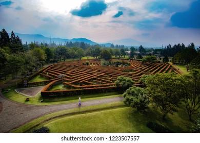 Nusantara Flower Park
