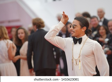"Nusret Gokce attends the screening of ""The Traitor"" during the 72nd annual Cannes Film Festival on May 23, 2019 in Cannes, France."