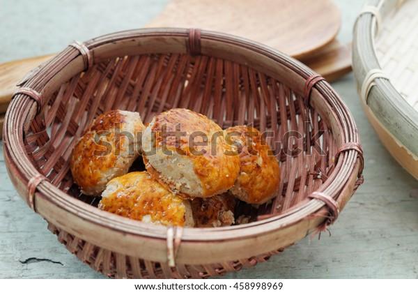 Nut biscuits or Biskut Kacang