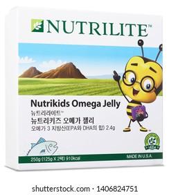 Nutrilite Children's Vitamin Nutrients package