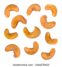 nuts or cashew nuts on the background new