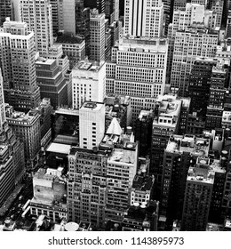 NYC, Manhattan view, Downtown