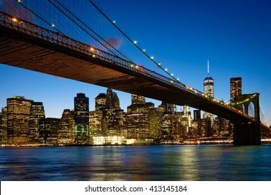 NYC Skyline - USA