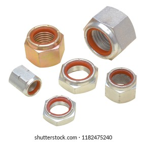 nyloc nuts for industrial use