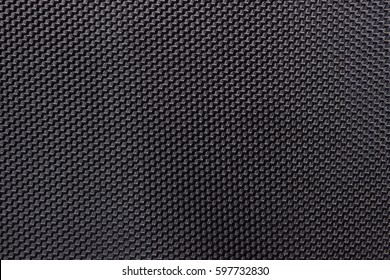 Nylon fabric texture background with copy space for text or image.