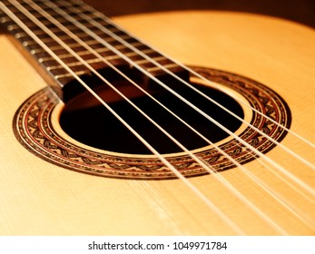 Nylon String Classical Guitar