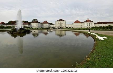 Nymphenburg Palace / Schloss Nymphenburg in Munich, Germany