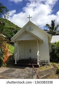 O Ko Ke Akua Hale Keia Chapel Maui Hawaii