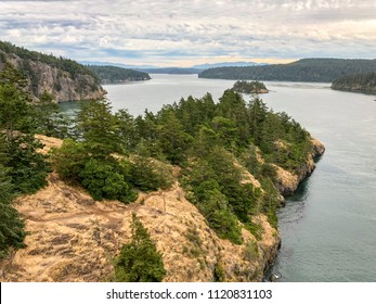 Oak Harbor, Whidbey Island, Washington, USA: Deception Pass State Park