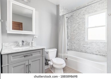 Grey Bathroom Vanity Hd Stock Images Shutterstock