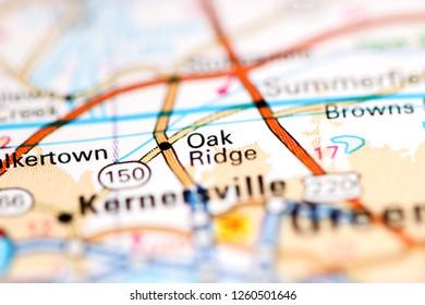 Oak Ridge Nc Map.Oak Ridge Images Stock Photos Vectors Shutterstock