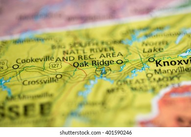 Oak Ridge. Tennessee. USA