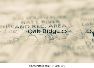 Oak Ridge, Tennessee, USA.