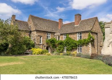 Oakham School in the town of Oakham in Rutland