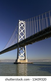 Oakland Bridge, San Francisco California.
