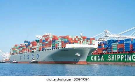 One Container Ship Images, Stock Photos & Vectors | Shutterstock