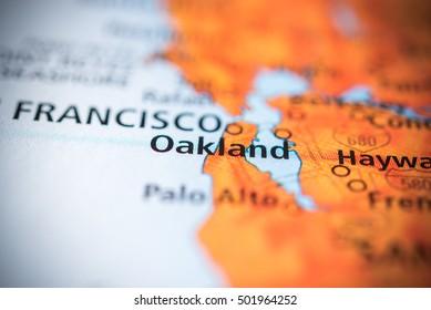Oakland, California, USA.