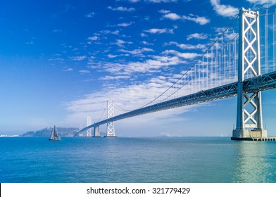 Oakland-bay Bridge, San Francisco