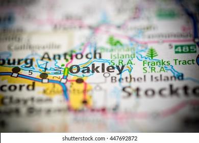Oakley. California. USA