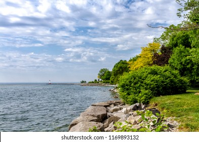 Oakville Ontario Lake Shore