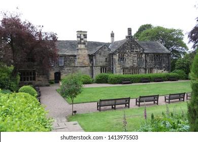 Oakwell hall in gomersall uk