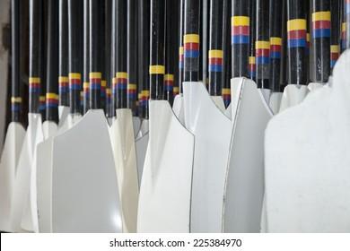 Oar Blades