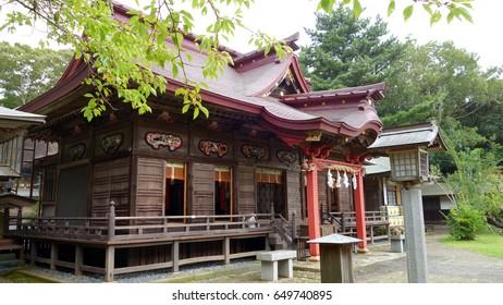 Oarai isosaki shrine, Ibaraki, Japan