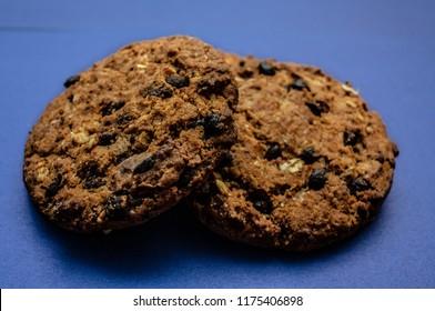 oatmeal cookie chokolate drops