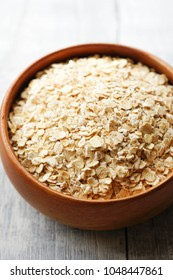 Oatmeal. Healthy food