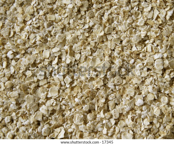Oatmeal texture image or background image.