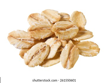 oats isolated