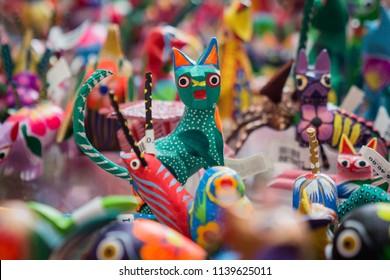 Oaxaca Toys for sale, Mexico