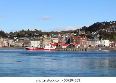Oban - Argyll - Scotland