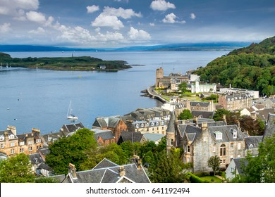 OBAN IN SCOTLAND